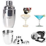 12 oz. Stainless Steel Cocktail Shaker