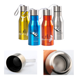 17OZ Stainless Steel Vacuum Insulated Bottle