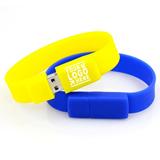 2GB Silicone USB Bracelet