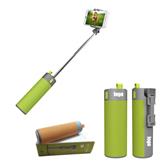 3 In 1 Bluetooth Speaker/Power Bank/Selfie Stick