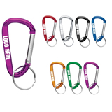 8 Mm Carabiner W/ Chain
