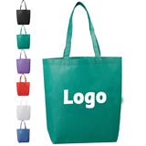 80gsm non-woven polypropylene, reusable and recyclable tote