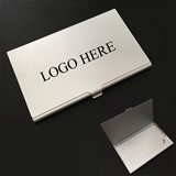 Aluminum Alloy Business Card Holder