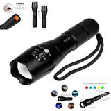 Bright LED Tactical Flashlight