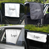 Car Sunshade Includes Magnet