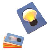 Card Shape Led Bulb Light