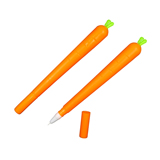 Carrot Shaped Ballpoint Pen