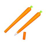 Carrot Shaped Ballpoint Pen