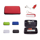 Charger Leash Travel Kit