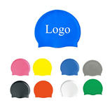 Children Size Silicone swim cap