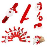 Christmas Slap Clap Bracelet