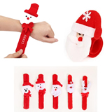 Christmas Slap Wristband