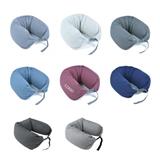 Cotton Travel Neck Pillow