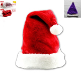 Custom Holiday Felt Santa Hat