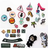 Custom PVC Label Pin/Badge