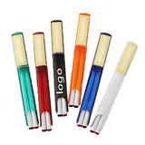Double Colors Pens With Memo