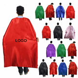 Double Layer Adult Superhero Capes