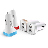 Dual Car USB Charger Adapter