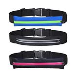 Exercise Belt with storage pocket