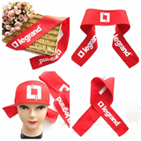 Fabric Art Headband