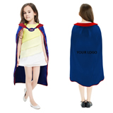 Fashion Satin Superhero Capes For Kids