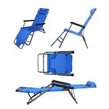 Foldable Beach Chair Bed
