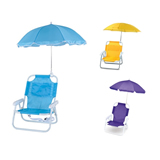 Foldable Chair With Umbrella