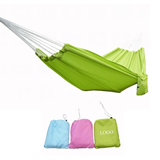 Folding Portable Hammock With Pouch