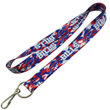 Full color Polyester Lanyards 3/4
