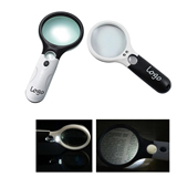 Hand-held Magnifier with Light
