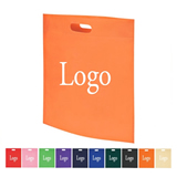 Heat Sealed Non Woven Exhibition Tote Bag