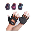Hiking Sports Half Finger Gloves