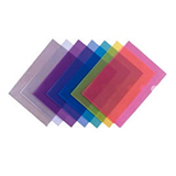 L Shape File Folder