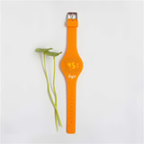 LED Silicone Rubber Watch Lady design