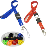 Lanyard With 4GB Flash Drive