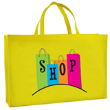 Large Size Non-Woven Shopping Tote Bag