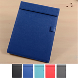Leatherette Magnetic Clipboard