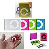 Mini Clip USB MP3 Music Player