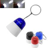 Mini LED Flashlight With Keychain