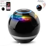 Mini Round Hi-Fi Portable Speakers
