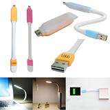 Mini USB LED Reading Light/Charging