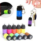 Mini USB Rechargeable LED Flashlight