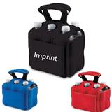 Neoprene 6 Bottle Wine Cooler Bag