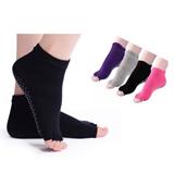 Non-Slip Grip Yoga Socks