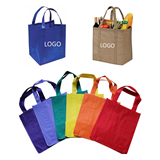 Non-Woven Bag With Square Base