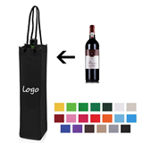 Non Woven Single Wine Bottle Bags