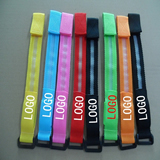 Nylon webbing Led barcelet
