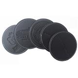 PU Leather Coasters
