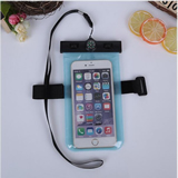 PVC Waterproof Phone Case with Armband