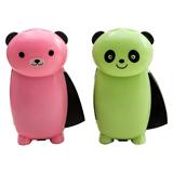 Panda Shape Hand Pressure Rechargeable Flashlight